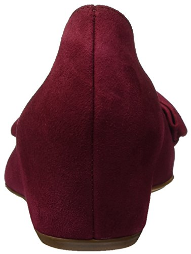 Högl Damen 4-10 4232 8300 Pompen Rot (framboos)