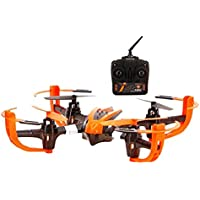 Zoopa Q 155 Roonin 2.4GHz 6-Axis Gyro RC Quadcopter Drone with 360 Degree Flip-Mode and 3 Speed Modes