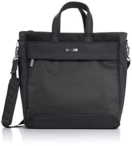 Calvin Klein NETWORK_EC3LT040_001_BLACK Tote da Viaggio, Nero