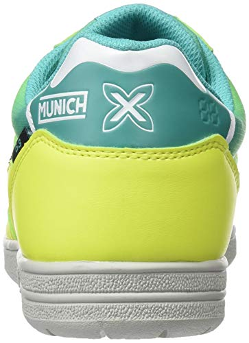Fitnessschuhe Erwachsene Unisex 3110877 3110877 Munich Mehrfarbig Multicolor ftBqAcwc