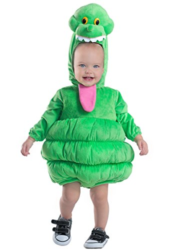 Make Infant Slimer Costume (Princess Paradise Baby Boys' Ghostbusters Slimer Deluxe Costume, As Shown, 18M/2T)
