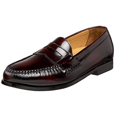 Cole Haan Men's Pinch Air Penny Loafer,Burgundy,13 M US