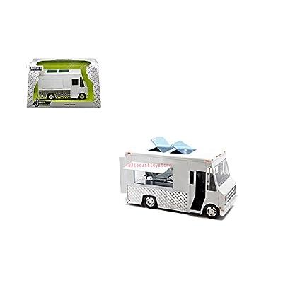 Jada 1:24 W/B - Metals - Just Trucks - Food Truck Die Cast Vehicle: Toys & Games