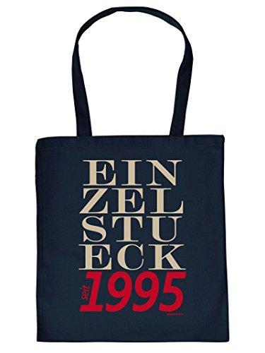 lustiges Geburtstags Stofftasche zum 23. Geburtstag Tasche coole Geschenkidee Einzelstück seit 1995 Geschenk zum 23. Geburtstag 23 Jahre