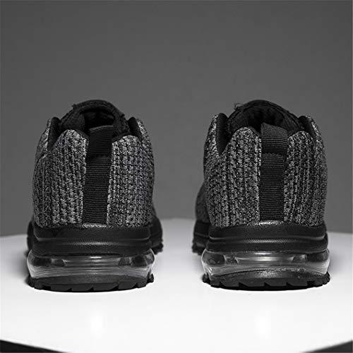 Scarpe Running Basse Ginnastica Sneakers Bravover Sportive Corsa Fitness Corsa Sneakers Uomo da Scarpe da 87grigio Sportive A700qwIpS