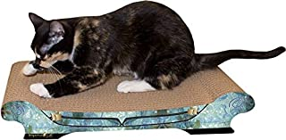 product image for Imperial Cat Comfort Couch Scratch 'n Shape, Antique Blue