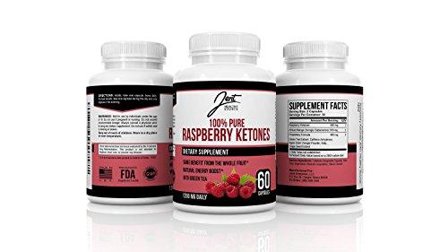 Raspberry Ketones Premium Caffeine Anhydrous product image
