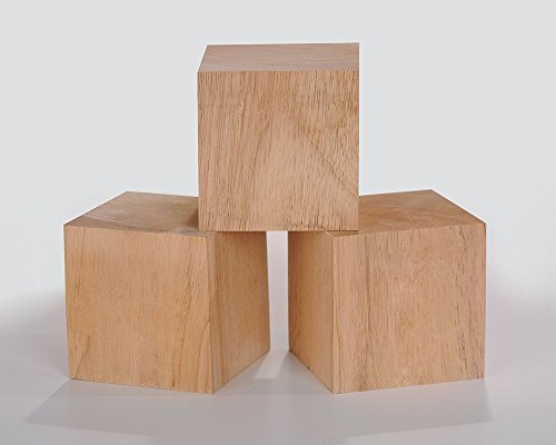 Inch Solid Wood Blocks Pack product image