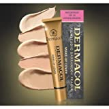 Dermacol Make-up Cover - Waterproof Hypoallergenic Foundation 30g 100% Original Guaranteed from Authorized Stockists (211)