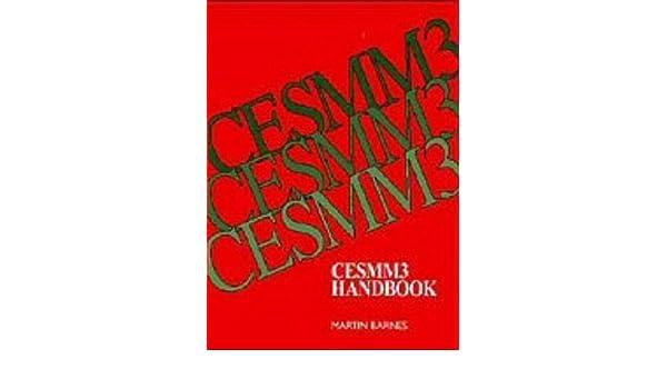 Cesmm3 Handbook Pdf