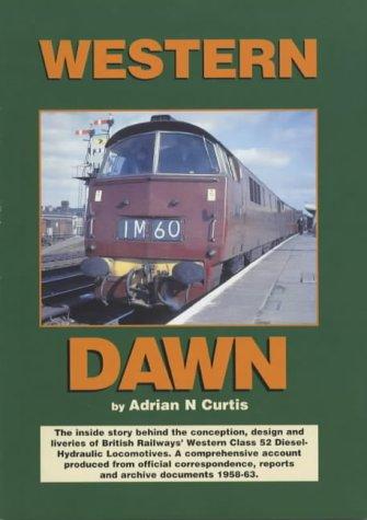 Western Dawn - Hydraulic Locomotive Diesel