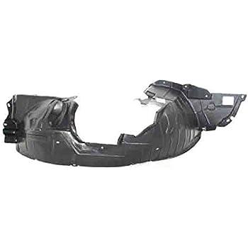 Koolzap For 02-08 7-Series Lower Engine Splash Shield Under Cover Left /& Right Side PAIR SET
