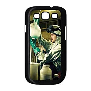 Jesse Pinkman Meth1 funda Samsung Galaxy S3 9300 caja funda del teléfono celular del teléfono celular negro cubierta de la caja funda EEECBCAAL04448