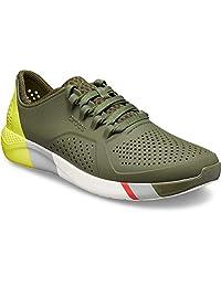 Crocs LiteRide Colorblock Pacer Zapatillas para Hombre