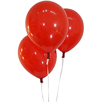Amazon Com 12 Inch Latex Balloons Premium Helium Quality