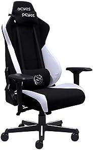 Cadeira Gamer Mad Racer V8 Turbo Branca - V8Tbmadbc