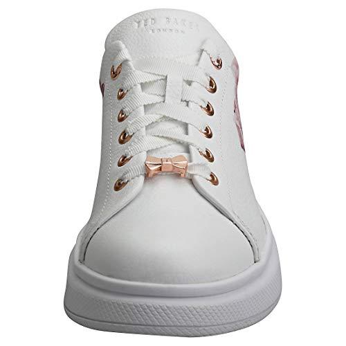 Bianco Donna 2 Baker Sneaker Ted Ailbe 4gTZq