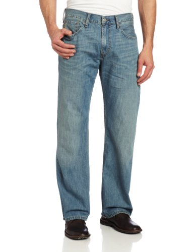 Levi's Men's 569 Loose Straight Leg Jean,Vintage Light,36x32 (569 Levi)