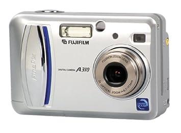 Amazon.com: Fujifilm FinePix A310 3.1 MP cámara digital w/3 ...
