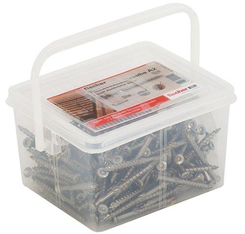 Fischer Caja de tornillos para terrazo 660613