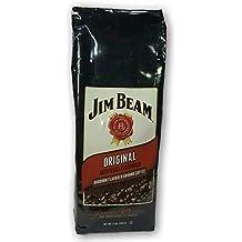 New Jim Beam Original Ground Coffee 12oz Bag