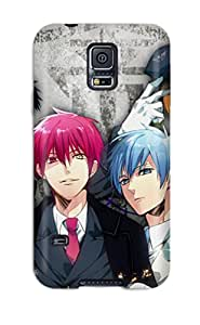 VaRaxba2495mklCG Anti-scratch Case Cover Farah Wareh Protective Kuroko No Basuke Case For Galaxy S5