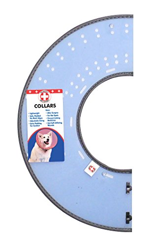 Remedy + Recovery E-Collar, Medium, Colors Vary
