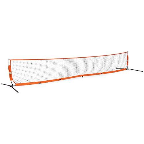 Bownet 18' x 2.9' Portable Barrier Net, Soccer Tennis Net, and Tennis - Net 18' Soccer