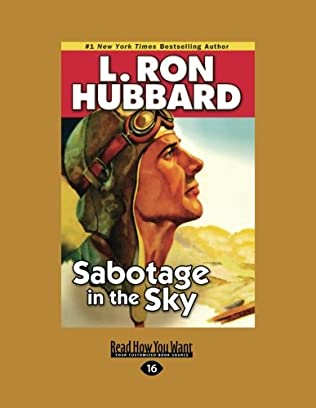 book cover of Sabotage in the Sky