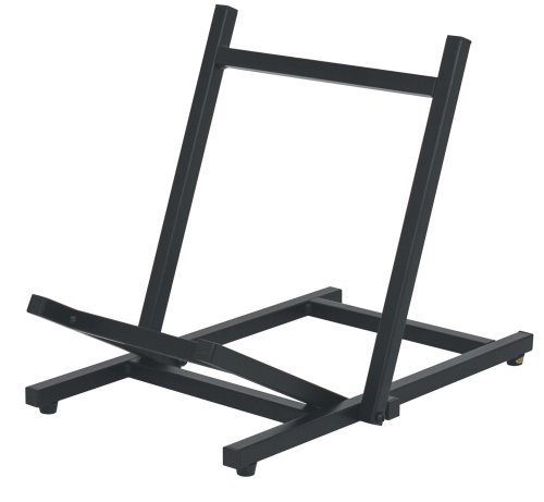 Tour Grade TGAS03 Low Profiled Amplifier Stand, Black by Tour Grade