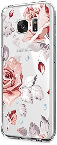 Galaxy Floral Printed Flower Protective
