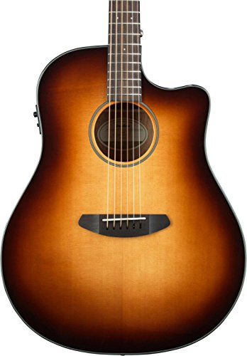 Breedlove Discovery Dreadnought CE Acoustic-Electric Guitar - Dreadnought Mahogany