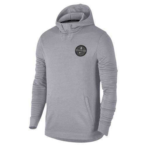 NBA by Outerstuff NBA Youth Girls Chicago Bulls The Bridge Long Sleeve Funnel Neck Hoodie Heather Grey 7-8 Youth Small