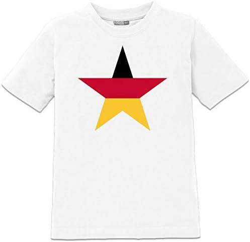 Camiseta de niño German Star by Shirtcity: Amazon.es: Ropa y ...
