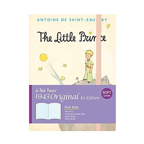 7321design Le Petit Prince Grid Note Soft - 203 Tea