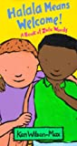 img - for Halala Means Welcome: A Book of Zulu Words (Jump at the Sun) book / textbook / text book