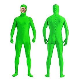 - 417TUK4et7L - DreamHigh DH Men's Women's Lycra Spandex Full Body Costume Zentai Suit-Open Face