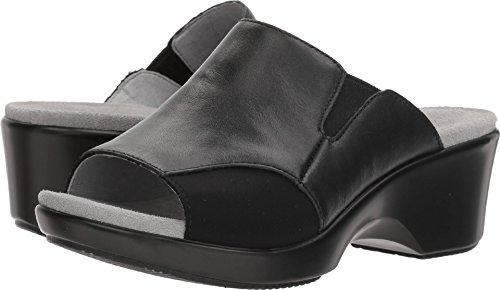 Alegria Womens Ryli Sandal, Black Nappa, Size 37 EU (7-7.5 M US Women)