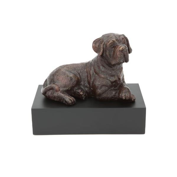 "Elstree 7/"" Medium Urns UK Wooden Pet Cremation Urn for Ashes"