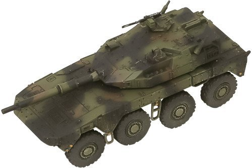 World Tank Museum - World Tank Museum Kit 2 08. maneuver combat vehicle NATO military specifications camouflage paint separately