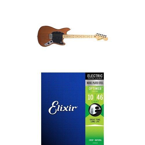 【残りわずか】 Fender エレキギター Special Edition Mustang MN Special Faded Faded Mochaとギター弦セット B07BBW6DGG B07BBW6DGG, MJ-MARKET:fbd29e95 --- arianechie.dominiotemporario.com