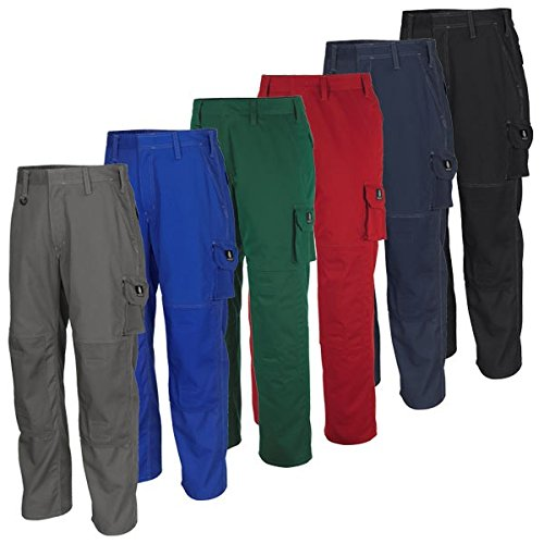 Mascot 10579-442-11-82C46''Pittsburgh'' Safety Trousers, Cornflower Blue, L82cm/C46