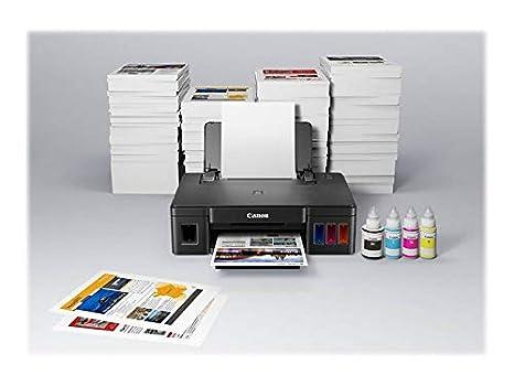 Impresora de inyección de Tinta Canon PIXMA G1501 Negra ...