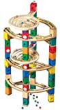 Hape Quadrilla Wooden Marble Run Construction Twist Add On Set