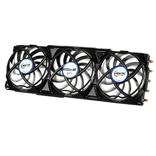 Cables & Connectors Arctic Accelero Xtreme III, 3pcs 92mm PWM Fan Video Graphics Card Cooler Replace for RX 480 280x 7970 7950 GTX 1080 1070 1060 - (Cable Length: 0.2m)
