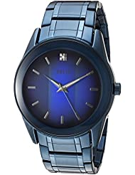Relic Mens Rylan Blue IP Watch ZR77281