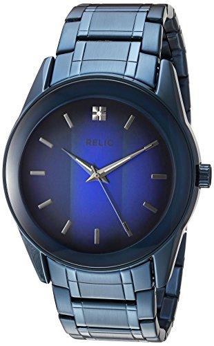 Relic Men's Rylan Blue IP Watch ZR77281