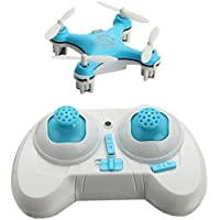 AICase Cheerson CX-10 29mm 4 Channel 2.4GHz Radio Control RC Mini Quadcopter Helicopter Drone 6-Axis Gyro UFO with LED Flash Light with Transmitter