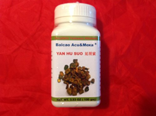 Yan Hu Suo Corydalis Concentrated Extract Granules 100g/bottle