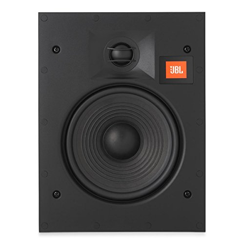 JBL Surround Premium In-Wall Home Speaker, Set of 1, White (Arena 6IW)
